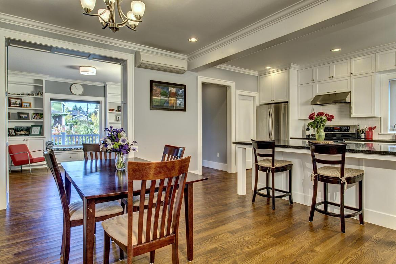 Queen Anne Craftsman – Woodmark Homes LLC